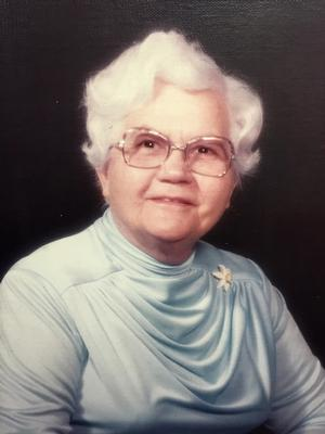Mrs. Eugenia Bruce - SCS founder