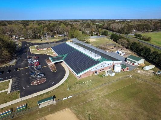 Salisbury Christian School - 50 years old (2016)